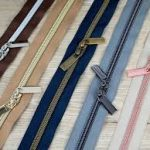 How to Sew Brass Metal Zippers With No Fear